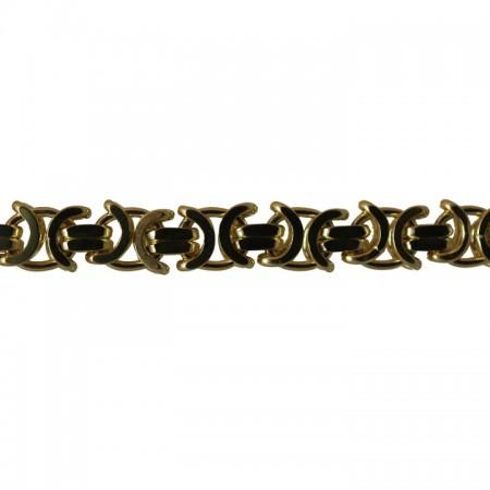 9ct byzantine bracelt 34.5g £1150