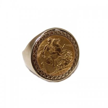 Full sovereign 15.6 £595